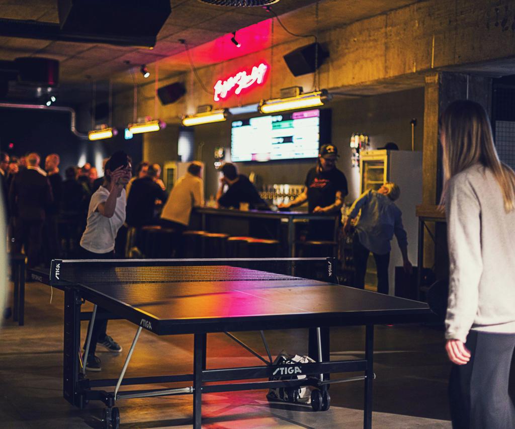 Bar Dating spel